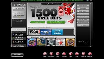 platinum play casino rewards