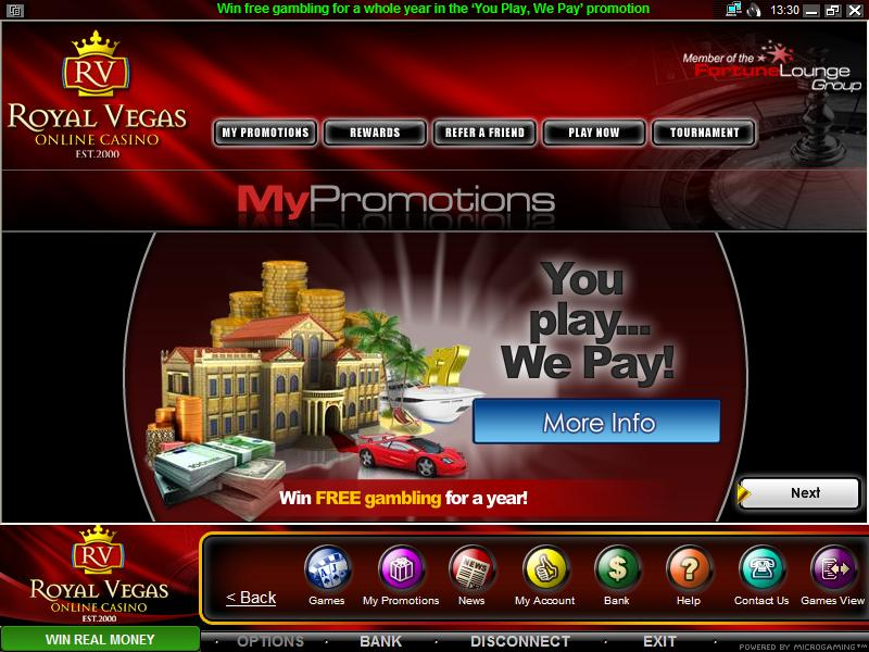 buy online casino royal roulette